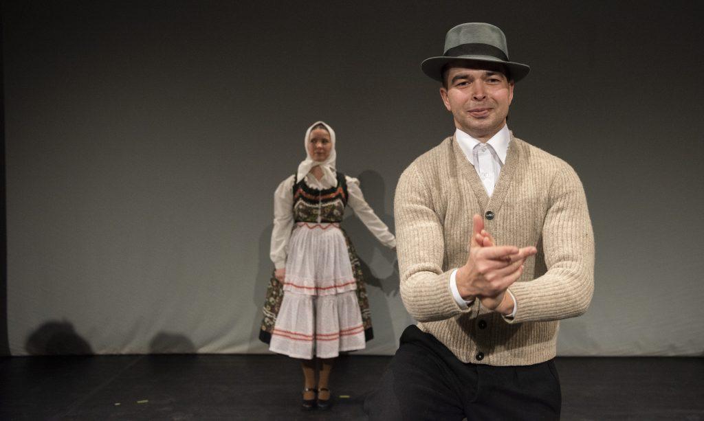 Dans transilvănean la Festivalul de flori sălbatice Gyimesközéplok