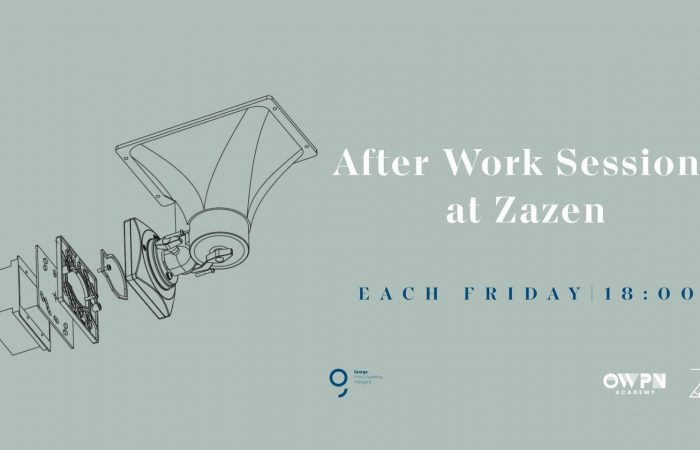 After Work Sessions @ Zazen