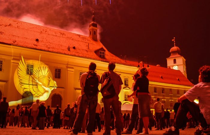 Festivalul Internațional de Teatru de la Sibiu 2021