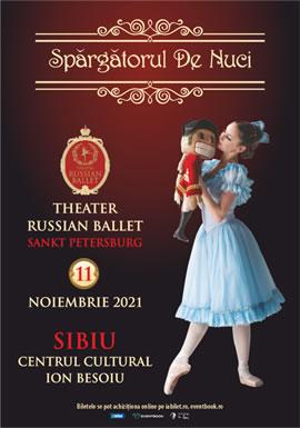 Theatre Russian Ballet Sankt Petersburg - Spargatorul de Nuci